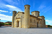 San Martin de Fromista. Palencia. Spain. — Stock Photo