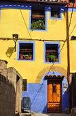 Facade. Tarazona. Spain. — 图库照片