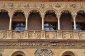 Town Hall of Tarazona. Spain. — Stock Photo