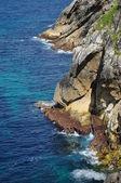 Cantabria sahil. Asturias. İspanya. — Stok fotoğraf