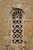 Lattice. San Juan de Baños. Palencia. Spain. — Stock Photo