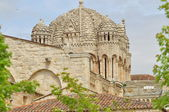 Dome. Cathedral of Zamora. Spain. — Stock Photo