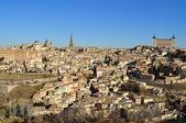 Toledo. espagne. — Photo