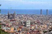 Barcelona. spanien. — Stockfoto