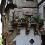 Medieval House. La Alberca. Spain. — Stock Photo #43951421