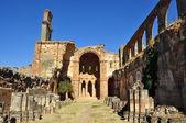 Moreruela 修道院。サモラ。スペイン. — ストック写真