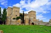 Ampudia Castle. Palencia. Spain. — Stock Photo