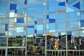 Euskalduna Palace. Bilbao. Spain. — Stock Photo