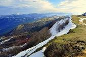 Monte Amboto. Bizkaia. Spain. — Stock Photo