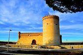 Pedraza Castle. Spain. — Stock Photo