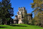 Butroe hrad. michal. španělsko. — Stock fotografie