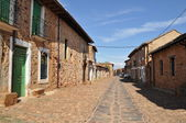 Street. Leon. Spain. — Foto Stock