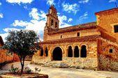 San Martin. Rejas de San Esteban. Spain. — Stock Photo