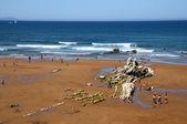 Sopelana Beach. Bizkaia. Spain. — Stock Photo