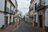 Olvera. Cadiz. Spain. — Foto Stock
