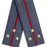 ������, ������: Senior Lieutenant of the Soviet police