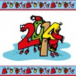 Happy 2014 — Stock Vector