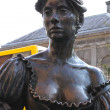Stock Photo: Statue of Molly Malone, Dublin