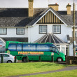 Paddy Wagon Tours, Ireland — Stock Photo