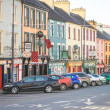 Stock Photo: Kenmare main street, Ireland
