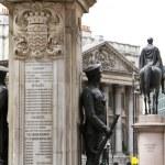 War Memorial, London — Stock Photo