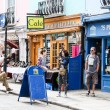 Portobello Road in Notting Hill — Stock Photo