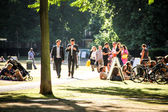 Portman Square, London — Stock Photo