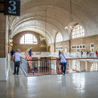 Stock Photo: Ellis Island Immigration Station, New York