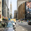 West 33rd Street, New York — Stock Photo