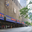 Radio City Music Hall, New York — Stock Photo