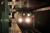 Bergen Street Station, New York — Stock Photo