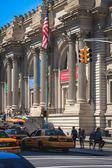 метрополитен музей искусств, нью-йорк — Стоковое фото