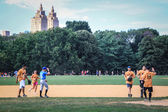 Central park, nowy jork — Zdjęcie stockowe