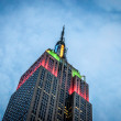 Empire State Building, New York City — Stock Photo #39892155