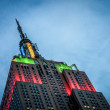 Empire State Building, New York City — Stock Photo #39892235