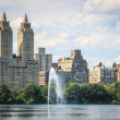 Jacqueline Kennedy Onassis Reservoir, New York — Stock Photo #39897055
