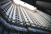муниципальное здание манхэттена, нью-йорк сити — Стоковое фото