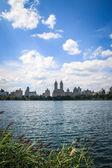 Jacqueline Kennedy Onassis Reservoir, New York — 图库照片