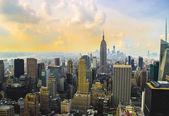 Skyline de nueva york — Foto de Stock