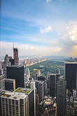 View from the Rockefeller Center — Foto de Stock