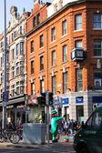 Grafton Street, Dublin — Stock Photo