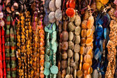 Souvenir beads — Stock Photo