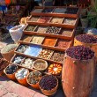 Stock Photo: Oriental marketplace