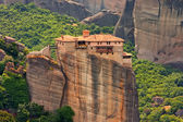 Holy Monastery of Rousanou in Meteora — Stock Photo