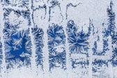 Isiga mönster — Stockfoto