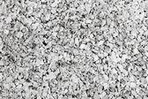 Black and white cork texture background — Stock Photo