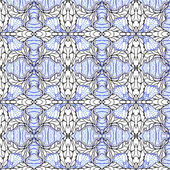 抽象的なパターン — ストック写真