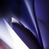Blue paper texture — Стоковое фото