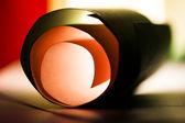 Espiral de papel — Foto Stock
