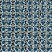 Unique, abstract pattern. Made with unique drawings and sketches — Stock Photo